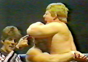Bob Backlund vs Billy Graham