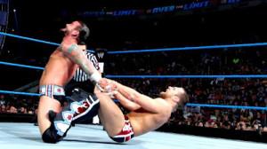 CM Punk vs. Daniel Bryan - OTL