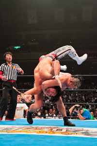 Tanahashi vs. Suzuki