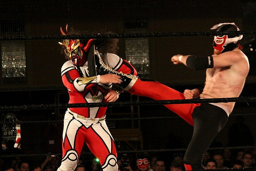 Jushin Liger vs. El Generico - Classic Match of the Week ...