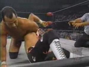 Dean Malenko vs. Rey Mysterio