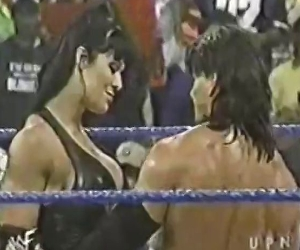 Eddie Guerrero and Chyna