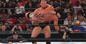 Lesnar vs RVD