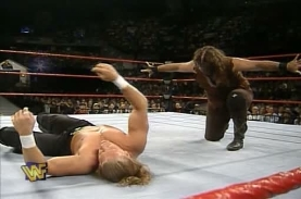 Triple H vs Mankind KOR