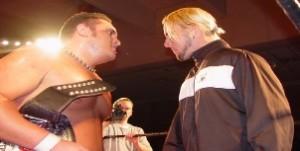 CM Punk & Samoa Joe
