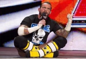 CM Punk Promo