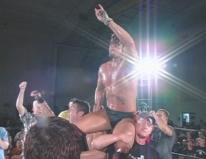 CM Punk ROH Farewell
