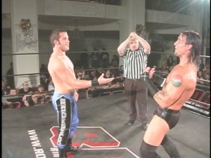 CM Punk vs Roderick Strong