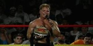Shane Douglas ECW champion