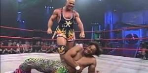 Kurt Angle vs. Jay Lethal