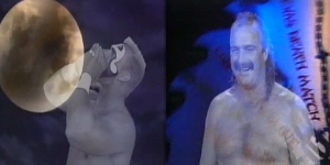 Sting vs Jake Roberts Halloween Havoc