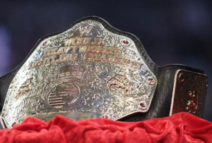WWE World title