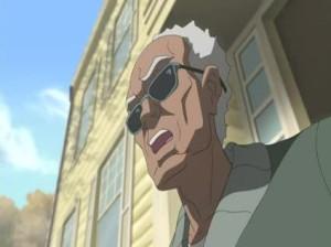 Blind Grandpa