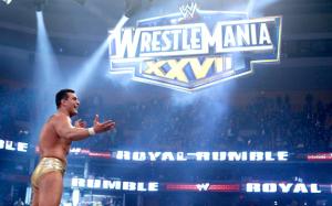 Del Rio Rumble