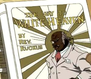 Reverend Ruckus