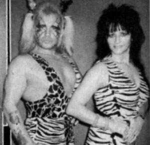 Adrian Street & Ms Linda