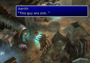 Final Fantasy 7 Translation