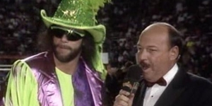 Mean Gene Okerlund & Randy Savage