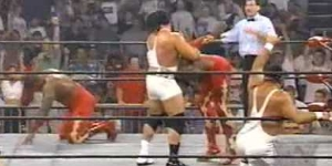 Steiners vs Harlem Heat