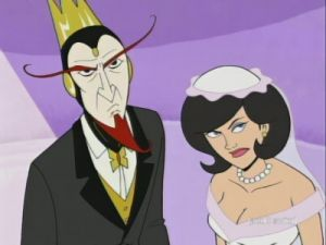 The Monarch & Dr Girlfriend Wedding