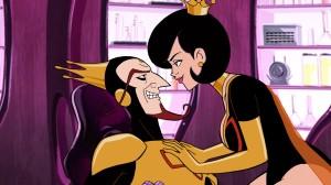 The Monarch & Mrs The Monarch