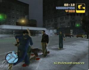 GTA 3 Gangs
