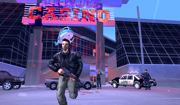 The Video Gamer's Experience - Grand Theft Auto III | Capricorn City