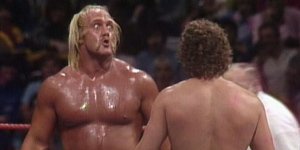 Hulk Hogan vs Bob Orton Jr