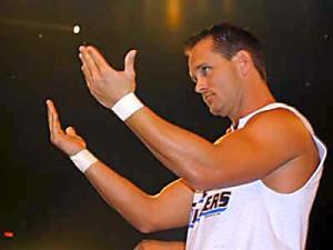 Mike Sanders Wrestler
