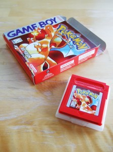 Pokemon Red_Nintendo_GameBoy