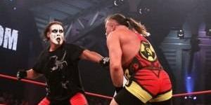 Sting vs RVD