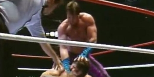 Brutus Beefcake vs Billy Jack Haynes