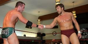 Bryan Danielson vs Roderick Strong PWG