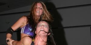 Sara Del Rey vs Lacey