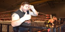 Kevin Steen vs Eddie Kingston