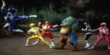 Mighty Morphin Power Rangers Fight