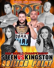 ROH Boiling Point 2012 Poster