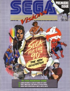 Sega Genesis Magazine