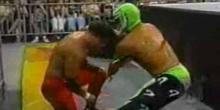 Rey Mysterio Jr vs Billy Kidman