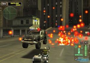 TMB Explosion