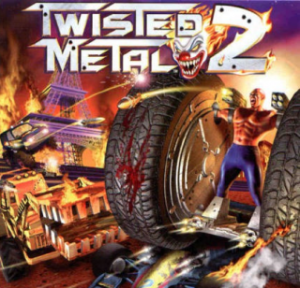 Twisted Metal 2 Cover