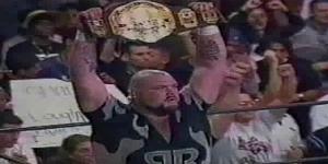 Bam Bam Bigelow ECW champ