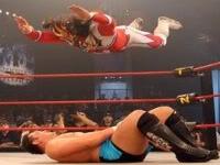 Jushin Liger vs Samoa Joe