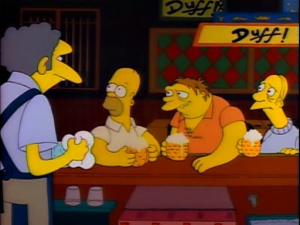Homer & Barflys