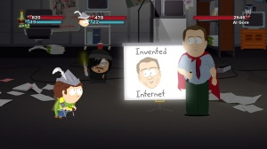 South Park Stick of Truth Al_Gore_Fight