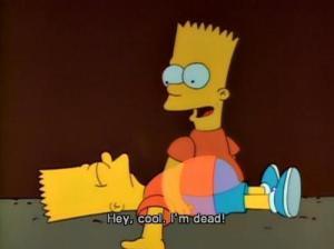 Bart Dead