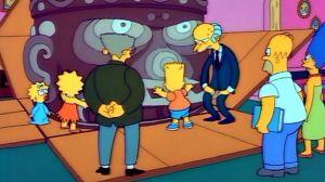 Olmec Head The Simpsons