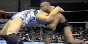Taz vs Rob Van Dam ECW