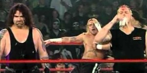 CM Punk, Sandman, Balls Mahoney
