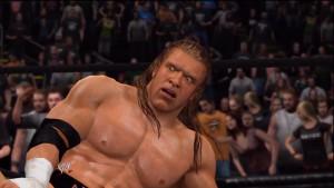 Triple H WWE 2k15